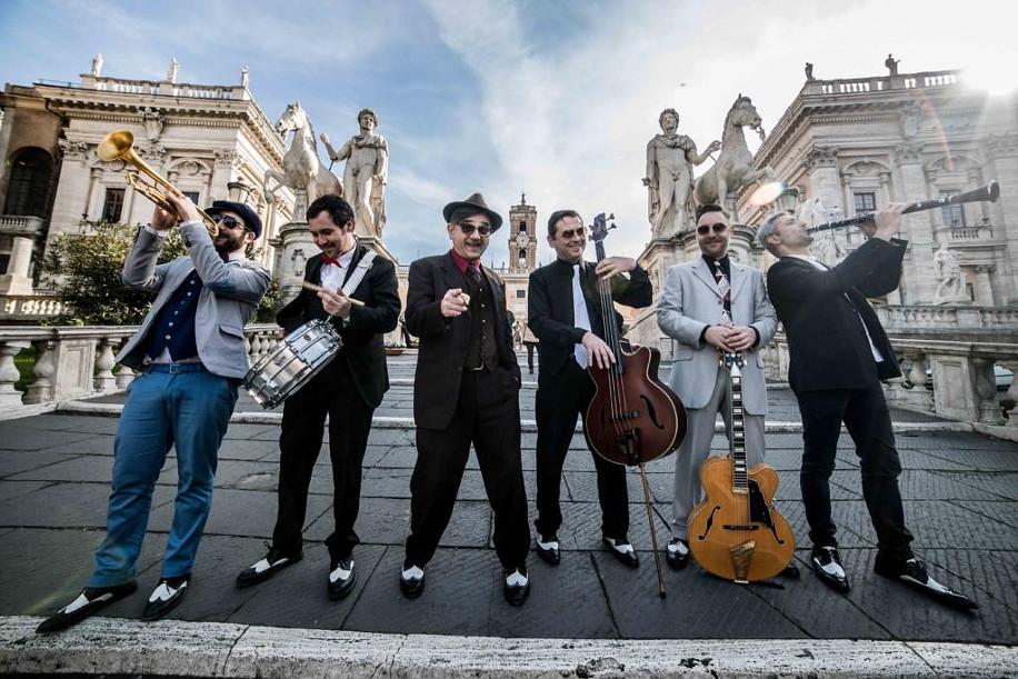 The Swing Pistols (Italian Wedding Band)