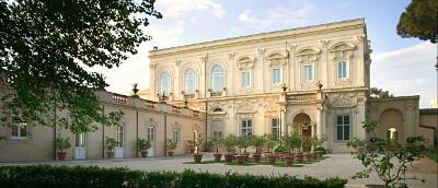 Musica Matrimonio Roma, Villa Aurelia