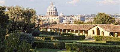 Musica Matrimonio Roma, Villa Piccolomini