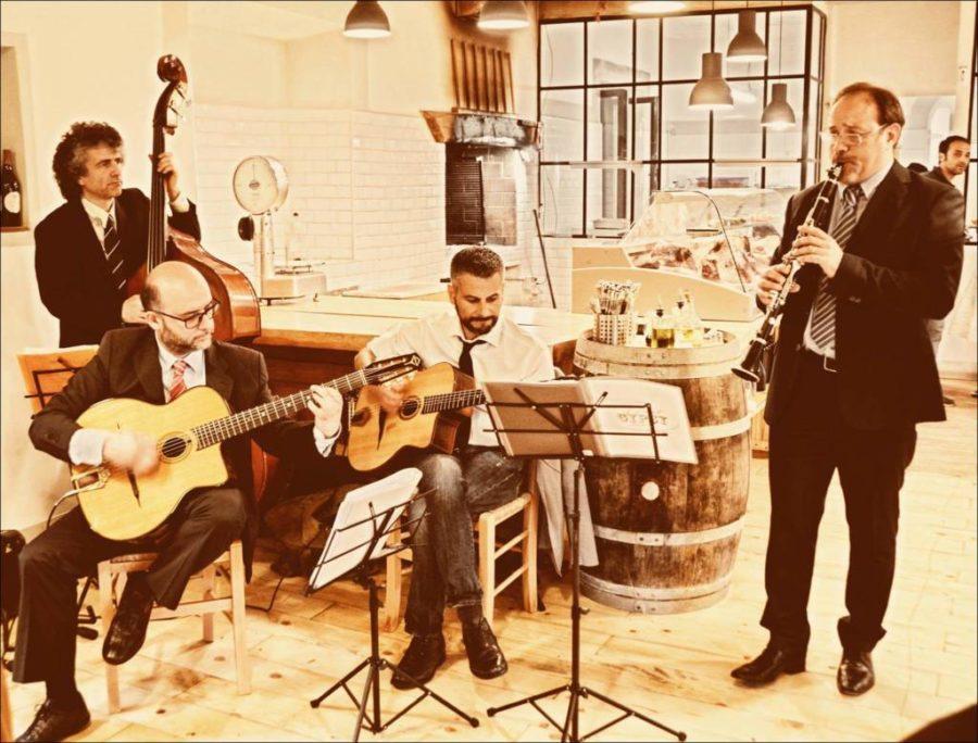 Matrimonio Gipsy Jazz : Quarti gypsy project musica matrimonio
